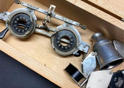 Alte Messbrille von 1929