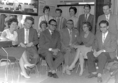 Team Wollenhaupt in den 50er Jahren